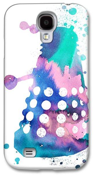 Tardis Galaxy S4 Cases - Dalek Galaxy S4 Case by Luke and Slavi