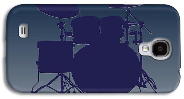 Dallas Cowboys Drum Set Galaxy S4 Case by Joe Hamilton