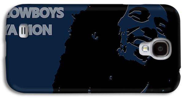 Dallas Cowboys Ya Mon Galaxy S4 Case by Joe Hamilton