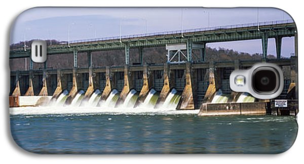 Dam On A River, Chickamauga Dam Galaxy S4 Case by Panoramic Images
