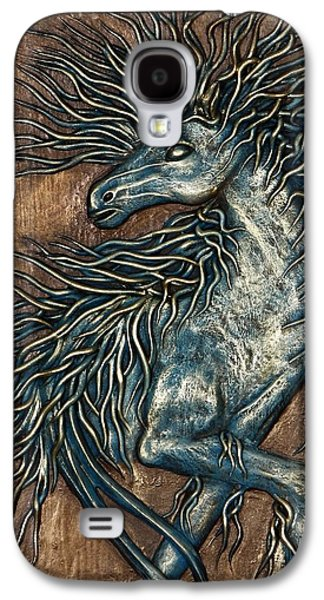 Relief Sculpture Reliefs Galaxy S4 Cases - Dance Galaxy S4 Case by Ashkan Fallahi