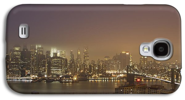 Mist Galaxy S4 Cases - Dancing In The Mist Galaxy S4 Case by Evelina Kremsdorf