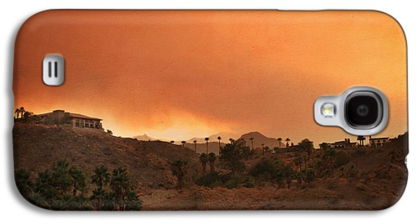 Cloudscape Digital Galaxy S4 Cases - Danger So Near Galaxy S4 Case by Laurie Search