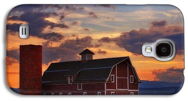 Darren Galaxy S4 Cases - Dannys Barn Galaxy S4 Case by Darren  White
