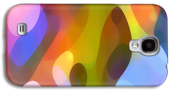 Abstract Forms Galaxy S4 Cases - Dappled Art 8 Galaxy S4 Case by Amy Vangsgard