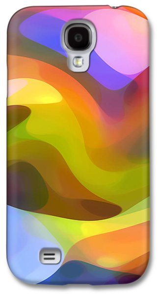 Abstract Forms Galaxy S4 Cases - Dappled Light 6 Galaxy S4 Case by Amy Vangsgard