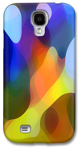 Abstract Landscape Galaxy S4 Cases - Dappled Light Galaxy S4 Case by Amy Vangsgard