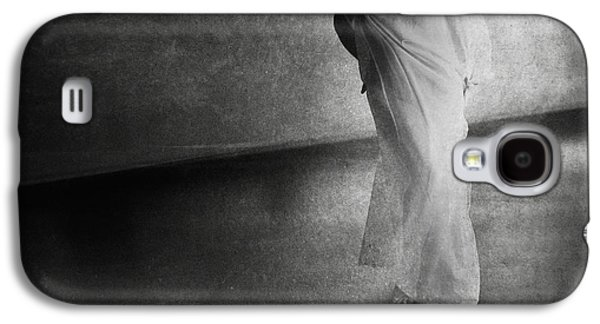 Concept Photographs Galaxy S4 Cases - Dark Hallway Galaxy S4 Case by Erik Brede