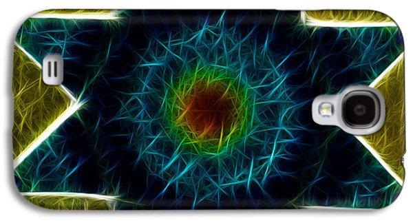 Dismay Galaxy S4 Cases - Dark Star  Galaxy S4 Case by Douglas Barnett