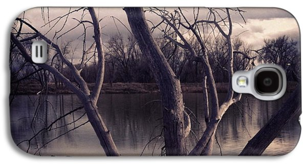 Fort Collins Galaxy S4 Cases - Spooky Galaxy S4 Case by Lora Louise