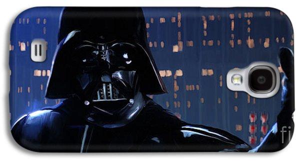 Darth Vader Galaxy S4 Case by Paul Tagliamonte