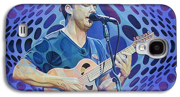 Dave Galaxy S4 Cases - Dave Matthews Pop-Op Series Galaxy S4 Case by Joshua Morton