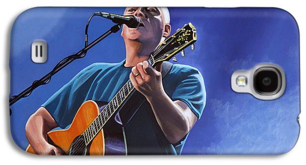 Orb* Galaxy S4 Cases - David Gilmour Galaxy S4 Case by Paul  Meijering