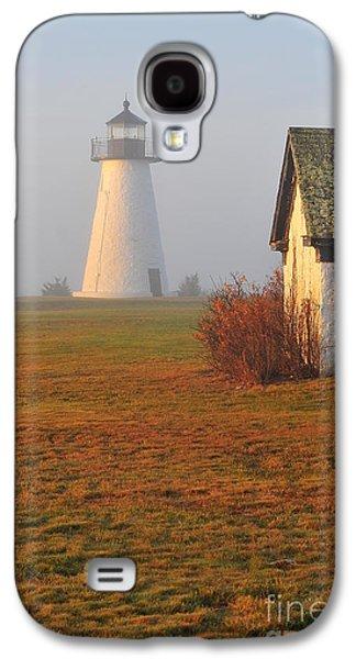 Catherine Reusch Daley Galaxy S4 Cases - Dawn Fog Galaxy S4 Case by Catherine Reusch  Daley