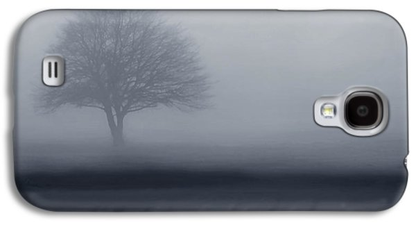 Sunset Abstract Galaxy S4 Cases - Dawn Whispers Galaxy S4 Case by Adrian Campfield