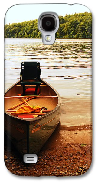 Walden Pond Galaxy S4 Cases - Days End at Walden Pond Galaxy S4 Case by James Kirkikis