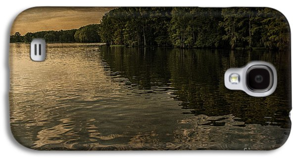 Tamyra Ayles Galaxy S4 Cases - Days End on Caddo Lake Galaxy S4 Case by Tamyra Ayles