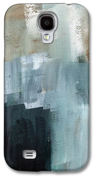 Days Like This - Abstract Painting Galaxy S4 Case by Linda Woods