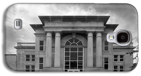 The Tiger Galaxy S4 Cases - De Pauw University Emison Building Galaxy S4 Case by University Icons