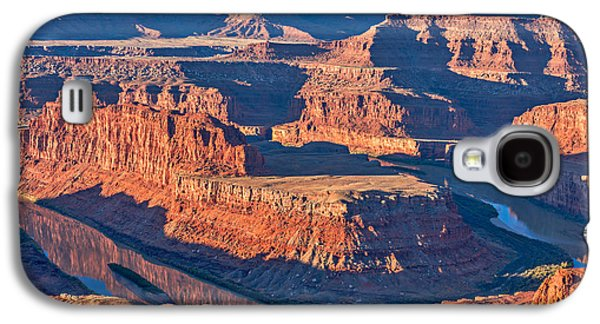 Shadow Galaxy S4 Cases - Dead Horse Dawn Galaxy S4 Case by Duane Miller