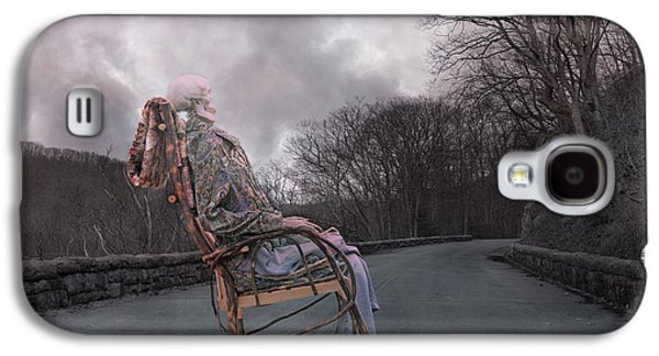 Dead Man's Curve Galaxy S4 Case by Betsy Knapp