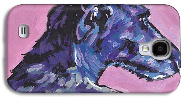 Scottish Dog Galaxy S4 Cases - Dear Hound Galaxy S4 Case by Lea