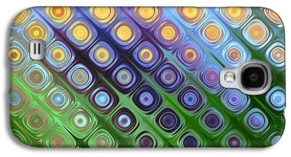 Home Decor Galaxy S4 Cases - Decor Pattern Galaxy S4 Case by Home Decor
