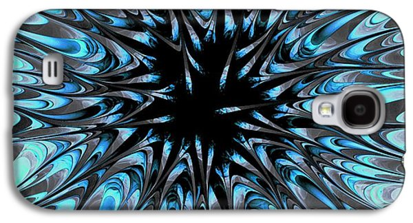 Psychiatry Galaxy S4 Cases - Deep Down Galaxy S4 Case by Anastasiya Malakhova