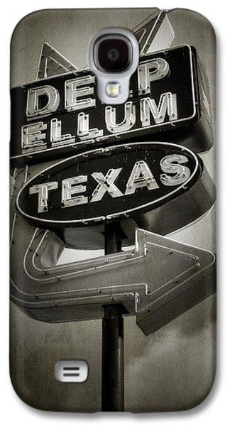 Light Galaxy S4 Cases - Deep Ellum Galaxy S4 Case by Joan Carroll