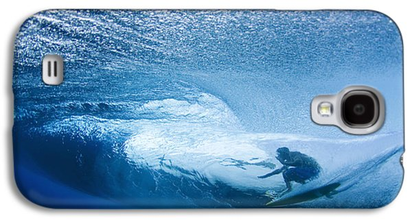 Surrealism Photographs Galaxy S4 Cases - Deep Inside Galaxy S4 Case by Sean Davey