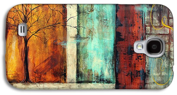 Tree Roots Galaxy S4 Cases - Deep Roots-A Galaxy S4 Case by Jean Plout