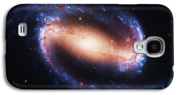 Outer Space Galaxy S4 Cases - Deep Space Galaxy S4 Case by Ayse Deniz