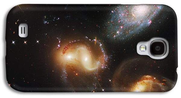 Recently Sold -  - Abstract Nature Galaxy S4 Cases - Deep Space Galaxies Galaxy S4 Case by The  Vault - Jennifer Rondinelli Reilly