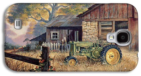 Deere Country Galaxy S4 Case by Michael Humphries