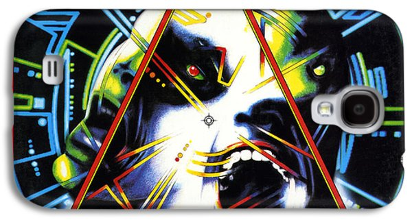 Music Photographs Galaxy S4 Cases - Def Leppard - Hysteria 1987 Galaxy S4 Case by Epic Rights