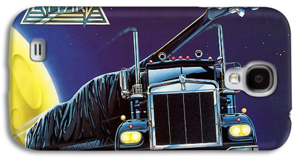 Brigade Galaxy S4 Cases - Def Leppard - On Through The Night 1980 Galaxy S4 Case by Epic Rights
