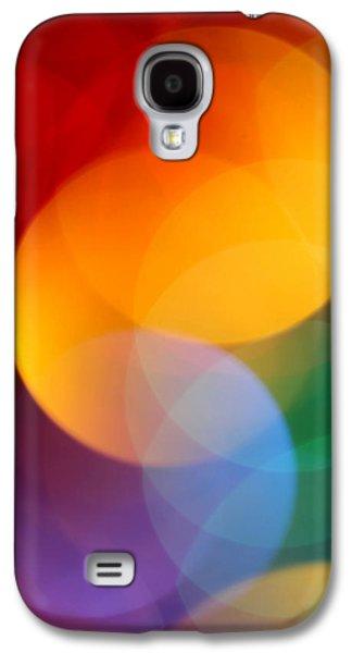 Abstract Digital Photographs Galaxy S4 Cases - Deja Vu 2 Galaxy S4 Case by Dazzle Zazz