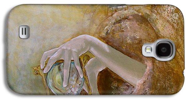 Live Art Galaxy S4 Cases - Deja vu Galaxy S4 Case by Dorina  Costras