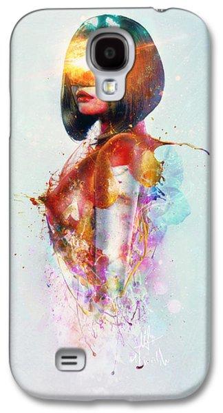Vision Galaxy S4 Cases - Deja Vu Galaxy S4 Case by Mario Sanchez Nevado