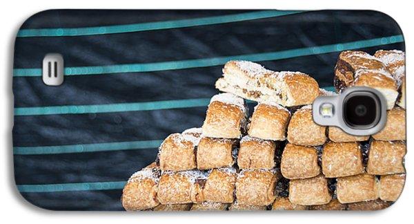 Snack Bar Galaxy S4 Cases - Delicious snacks Galaxy S4 Case by Ivy Ho