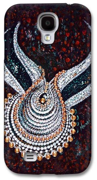 Etc. Digital Art Galaxy S4 Cases - Delight Galaxy S4 Case by Harsh Malik