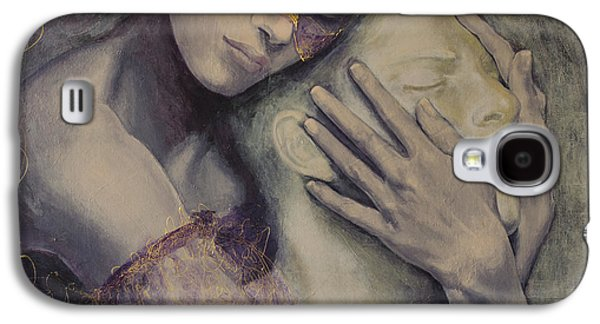 Embracing Galaxy S4 Cases - Delusion Galaxy S4 Case by Dorina  Costras