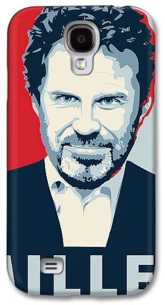Libertarian Party Galaxy S4 Cases - Dennis Miller Galaxy S4 Case by John Lehman