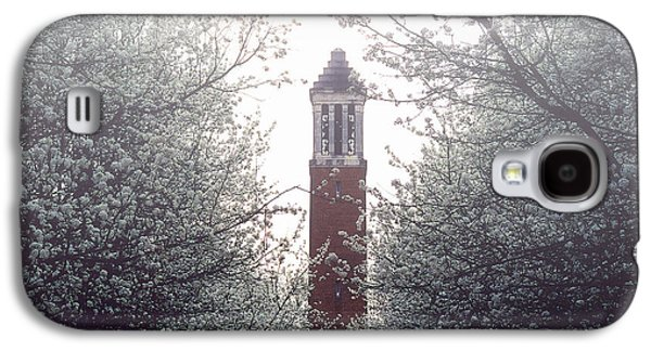 Denny Chimes Galaxy S4 Cases - Denny Chimes Foggy Blossoms Galaxy S4 Case by Ben Shields