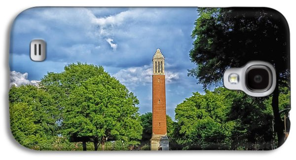 Denny Chimes Galaxy S4 Cases - Denny Chimes - University of Alabama Galaxy S4 Case by Mountain Dreams