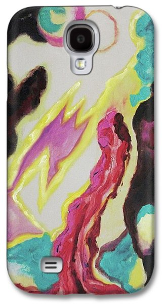 Leclair Galaxy S4 Cases - Depths Of Agony Galaxy S4 Case by Suzanne  Marie Leclair