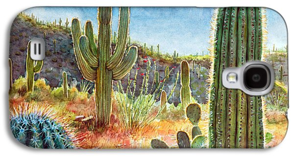 Desert Beauty Galaxy S4 Case by Frank Robert Dixon