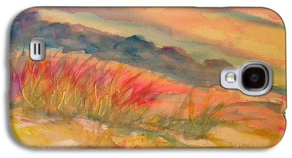 Sonora Paintings Galaxy S4 Cases - Desert Dreams Galaxy S4 Case by Dona Dugay