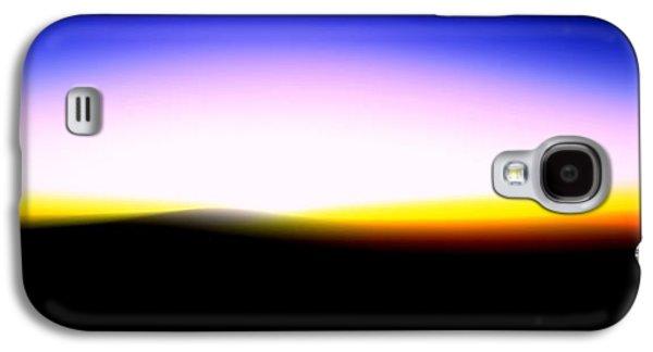 Dreamscape Galaxy S4 Cases - Desert Sunset Galaxy S4 Case by Ben and Raisa Gertsberg