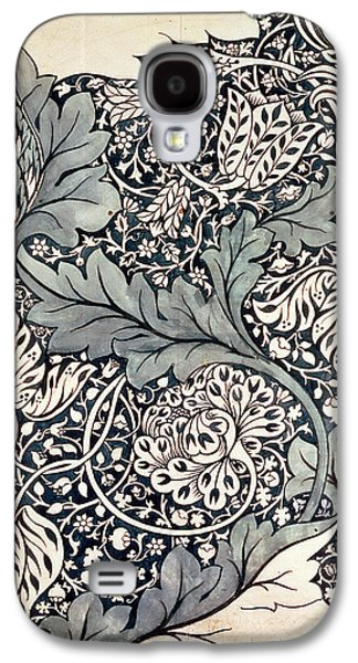 Design For Avon Chintz Galaxy S4 Case by William Morris